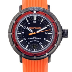 Vostok Amfibia Turbina Russian Automatic Watch 2416 / 236602 C