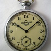 Soviet Vintage Pocket Watch Chistopolskie ChK-6 1949