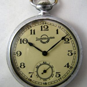Chistopol ChK-6 pocket watch USSR 1949