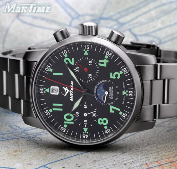 Chronograph_Aviator_Maktime_31679_Moonphase2