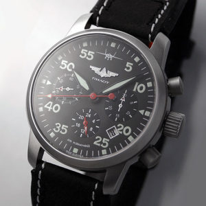 Russian Chronograph Watch Pilot Aviator Berkut 31681-2
