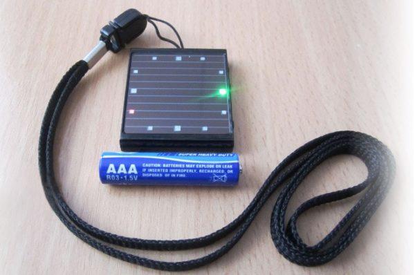 Digital Voice Recorder Solar Watch Edic-mini LED S51-300h