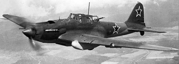 Russian Watch Aviator FLYING TANK Battle Plane IL-2 Sturmovik 3603 / 1225801