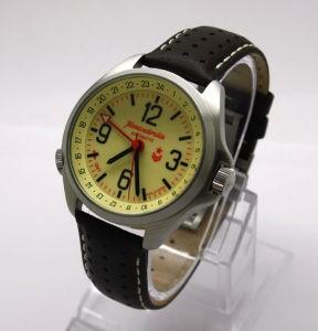Vostok Komandirskie K-34 Russian Automatic Watch 2426 / 350007