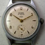 Soviet mechanical watch Majak PCHZ USSR 1960s