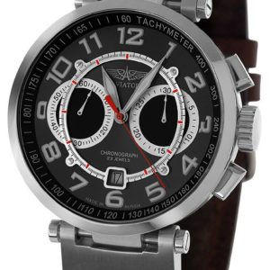 Russian chronograph watch Poljot Aviator HI-TECH 3133 / 2705965