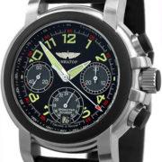 Russian chronograph watch Poljot Aviator HI-TECH 31681 / 3035268