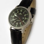 Russian mechanical watch POLJOT AVIATOR Z2014A-2