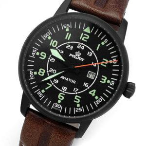 Russian mechanical watch POLJOT AVIATOR Z2014A-4