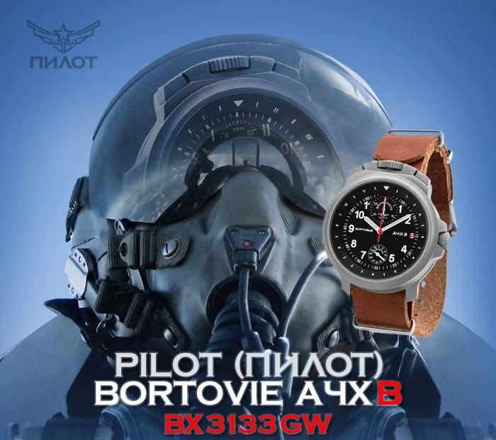Pilot_Aviator_BORTOVIE_3133_Grey_White91