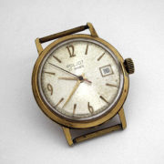 Soviet Poljot 2414 mechanical watch USSR 1965