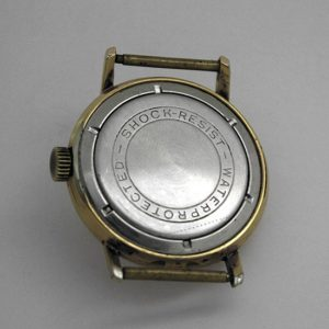 Soviet Poljot 2414 mechanical watch USSR 1965