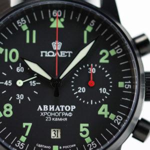 Poljot Aviator I Chronograph - 3133 / 6971314