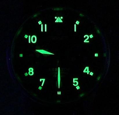Poljot Aviator I Chronograph – 3133 / 6971314