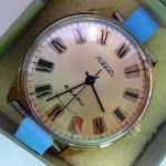 Russian Watch Raketa Quartz USSR 1985
