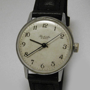 Soviet mechanical watch Raketa 2609.1 USSR 1975