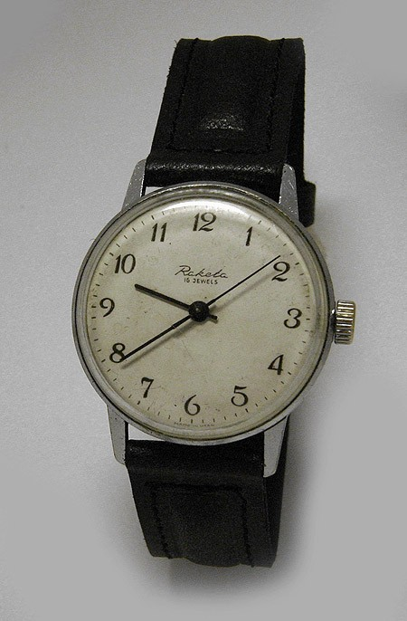 Soviet mechanical watch Raketa 2609.1 USSR 1975