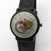 Soviet mechanical watch Raketa Copernicus Glasnost USSR 1985