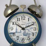 Russian alarm clock, Raketa USSR 1979