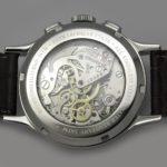 Russian Mechanical Chronograph Watch POLJOT STRELA 31681 Black