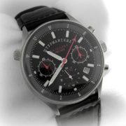 Russian mechanical chronograph watch Poljot Sturmanskie Gagarin 31681 / 1351608