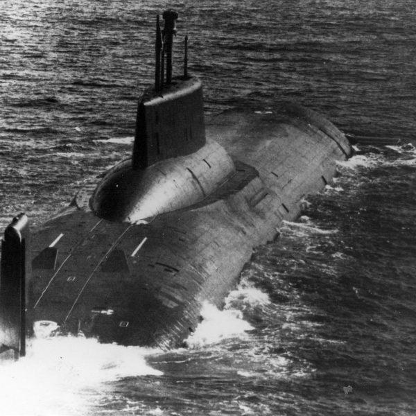 Typhoon-class submarine