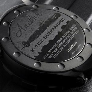Vostok-Europe Anchar Diver Watch NH25A / 5104142