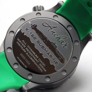 Vostok-Europe Anchar Diver Watch Titanium NH35A / 5107172