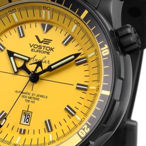 Vostok-Europe Anchar Diver Watch NH25A / 5104144