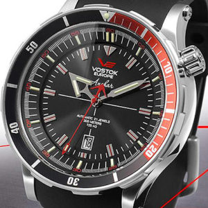 Vostok-Europe Anchar Diver Watch NH25A / 5105141