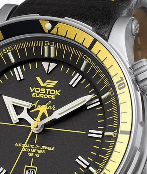 Vostok-Europe Anchar Diver Watch NH25A / 5105143