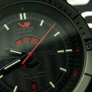 ostok-Europe Automatic Watch Ekranoplan Caspian Sea Monster 2432.01 / 5454108