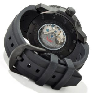 Vostok-Europe Automatic Watch Ekranoplan Caspian Sea Monster 2432.01 / 5454108