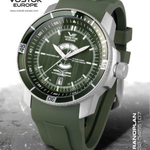 Vostok-Europe Automatic Watch Ekranoplan Caspian Sea Monster 2432.01 / 5455107