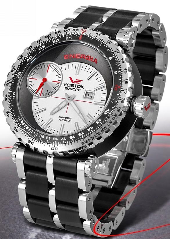 Vostok-Europe Energia Automatic Watch 2441 / 5722111