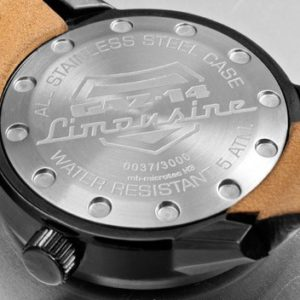 Vostok-Europe Gaz-14 Limousine Automatic Watch 8215 / 5654140
