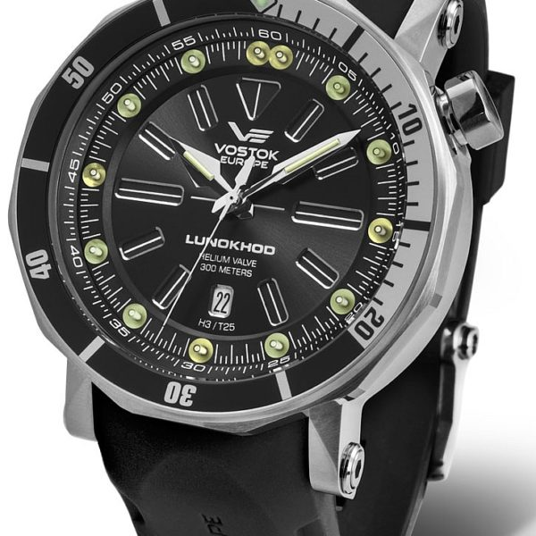 Vostok-Europe Lunokhod 2 Automatic Watch Diver NH35A / 6205210