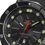 Vostok-Europe Lunokhod 2 Automatic Watch Tritium Tube NH35A / 6204208