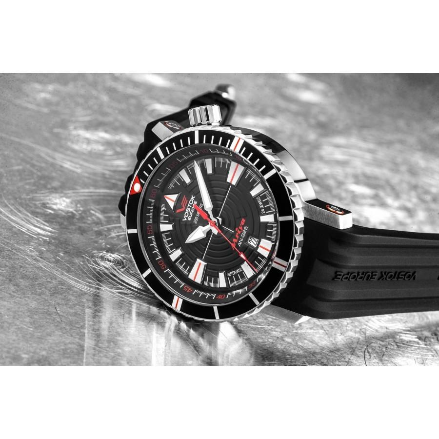 Vostok-Europe Mriya 2 Automatic Watch NH35A / 5555235