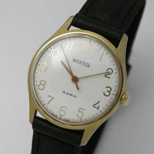 Russian Vostok 2209 mechanical watch USSR 1970