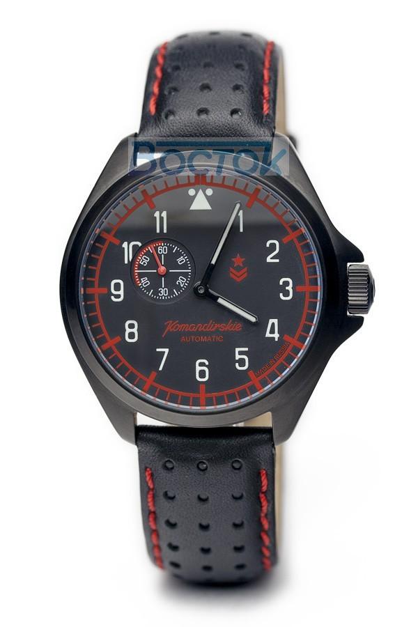 Vostok Komandirskie K-34 Russian Automatic Watch 2415.02 / 346009