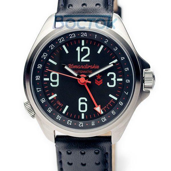 Vostok komandirskie k 34 russian automatic watch 2426 350006 all russian watches for Komandirskie watches