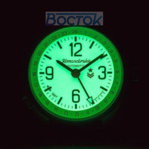 Vostok Komandirskie, K-34, Automatic 2426 / 350007