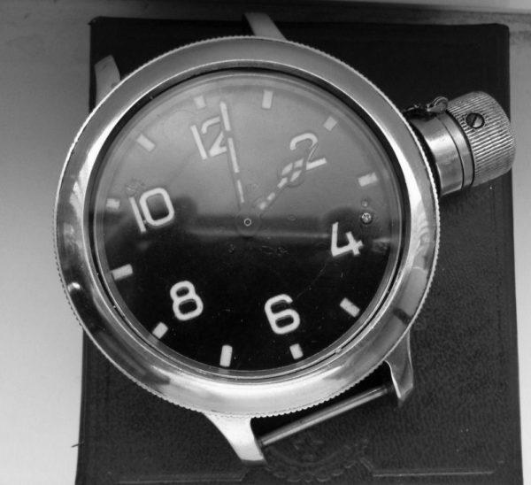 Zlatoust Diver 191 CHS watch USSR #2292