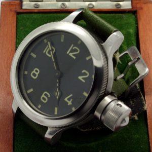 Soviet Zlatoust Diver Watch 191 ChS USSR 1970s #9662
