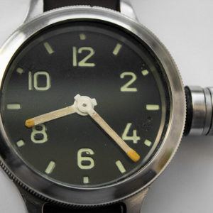Soviet Zlatoust Diver 191-ChS Military Watch USSR #9306