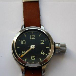 Soviet Zlatoust Diver Watch 191 ChS USSR #9306