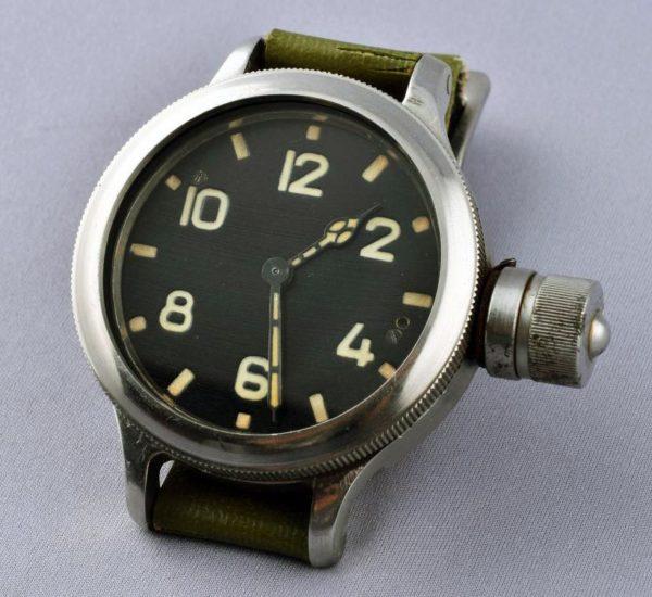 Soviet Zlatoust Diver Watch 191 ChS USSR #2223