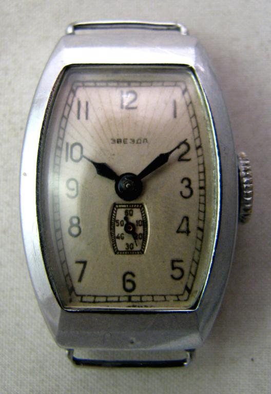 Soviet mechanical ladies watch Zvesda USSR 1954