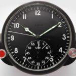 Russian Aircraft Cockpit 5-Days Clock 60 CHP